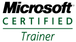 Microsoft Certified Trainers (MCT) Logo