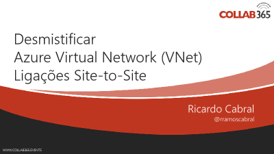 Desmistificar o Azure Virtual Network (VNet) imagem do slide