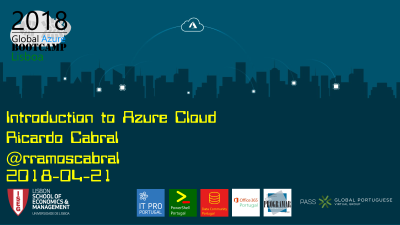 Introduction to Azure Cloud slide image